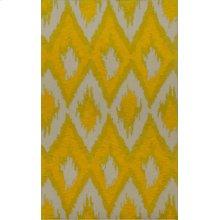 Casablanca Zina Yellow Rugs