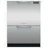 Fisher & Paykel Double Dishdrawer Dishwasher, Tall, Sanitize