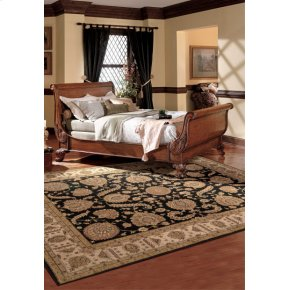Heritage Hall He19 Blk Rectangle Rug 12' X 15'
