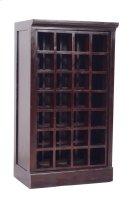 (LS) Napa Wine Cabinet Top (18X14X34) Product Image