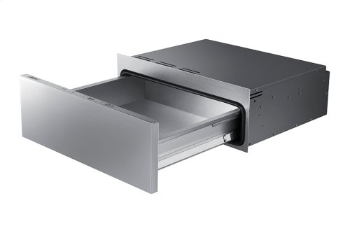 "Modernist 30"" Warming Drawer, Integrated Panel-Ready"