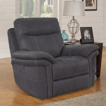 Mason Charcoal Power Recliner