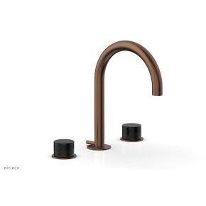 BASIC II Widespread Faucet 230-03 - Antique Copper