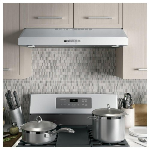 "GE® 30"" Under The Cabinet Hood"