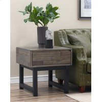 1 Drw End Table Product Image