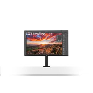 LG ElectronicsLG 32UN880-B 32 Inch UltraFine™ Display Ergo 4K HDR10 Monitor