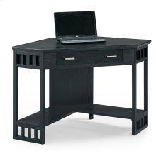 Black Corner Computer/Writing Desk #83430