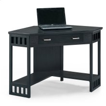 Black Corner Computer/Writing Desk #83430