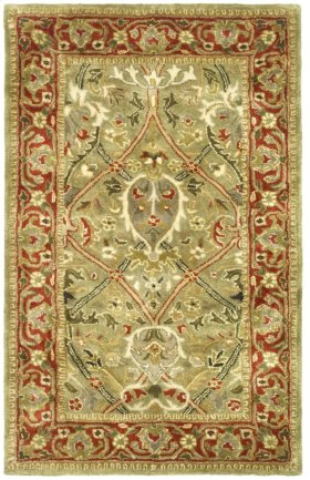 Persian Legend Hand Tufted/Hooked Square Rug