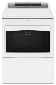 7.4 cu. ft. Top Load Electric Dryer with AccuDry Sensor Drying Technology Product Image
