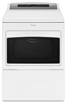 7.4 cu. ft. Top Load Electric Dryer with AccuDry Sensor Drying Technology-CLOSEOUT