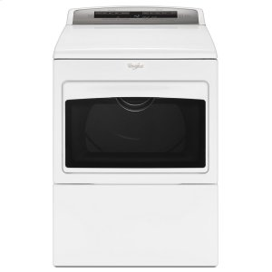 7.4 cu. ft. Top Load Electric Dryer with AccuDry Sensor Drying Technology -