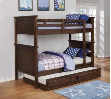 Twin / Twin Bunk Bed