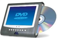 "Tablet 7"" TFT Portable Slot In DVD Player"