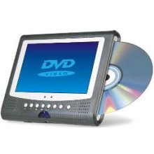 """Tablet 7"""" TFT Portable Slot In DVD Player"""