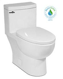 Malibu II One-piece Toilet in White