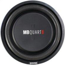 """Discus Series 400-Watt Shallow Subwoofer (10"""")"""