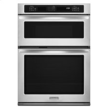 27-Inch Convection Combination Microwave Wall Oven, Architect® Series II - Stainless Steel