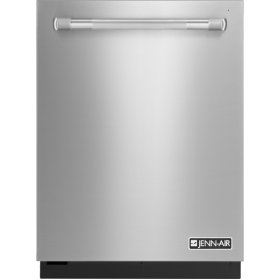 "24"" Built-In TriFecta Dishwasher, 38dBA, Euro-Style Stainless"