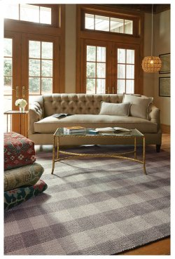 Nottingham Grey Flat Woven Rugs