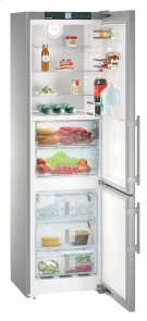 "24"" Fridge-freezer with BioFresh and NoFrost Product Image"