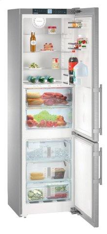 "24"" Fridge-freezer with BioFresh and NoFrost"