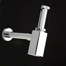 """Design square bottle trap MAX H: 14"""""""