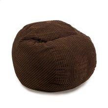Full Chair - Terry Corduroy - Espresso