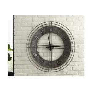 Ashley FurnitureSIGNATURE DESIGN BY ASHLEWall Clock
