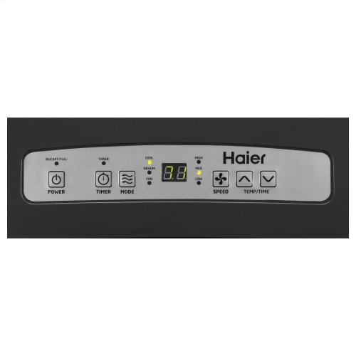 Portable Heat/Cool AC, Electronic w/ Remote