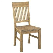 Autumn Chair with Flint Oak Finish