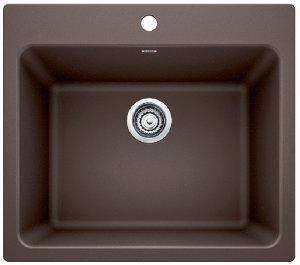 Blanco Liven Laundry Sink - Café Brown
