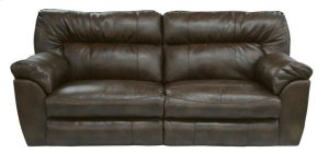 Power Extra Wide Cuddler Recliner - Godiva