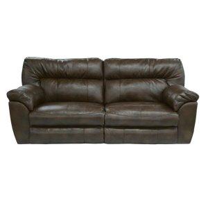 Power Extra Wide Recl Sofa - Godiva