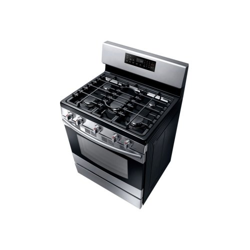 5.8 cu.ft. 5 Burner Gas Range