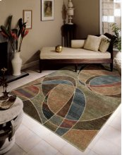 EXPRESSIONS XP07 MTC RECTANGLE RUG 27'' x 18''