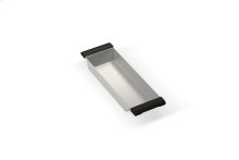 """Tray 205021 - Stainless steel sink accessory , 5 7/8"""" × 17 1/2"""" × 2 1/8"""""""