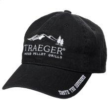 Low Profile Hat - Black