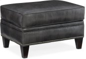 Bradington Young Roe Stationary Ottoman 611-OT