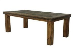 "7"" Laguna Table W/Reclaimed Wood"