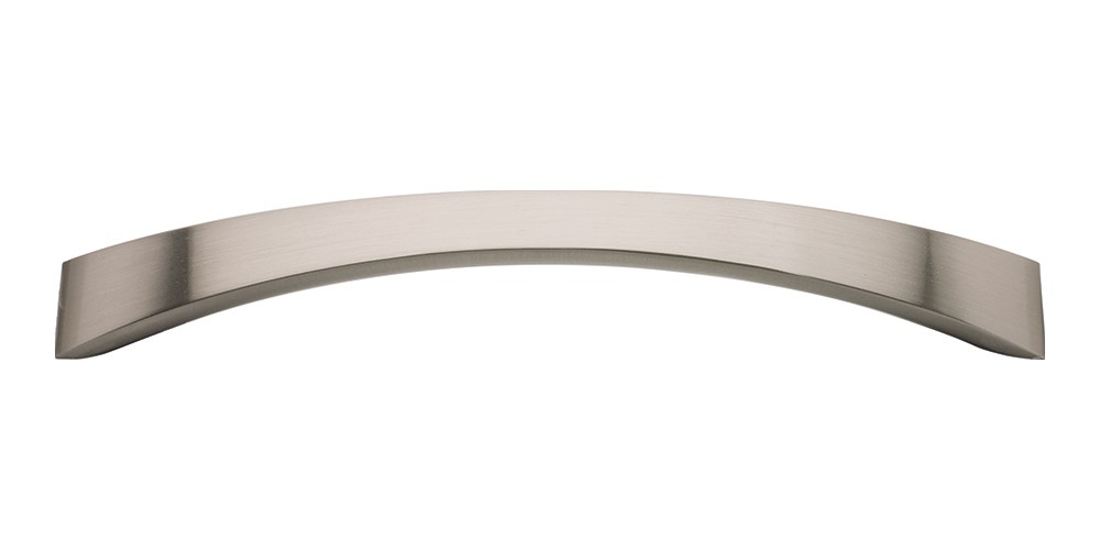 Sleek Pull 6 5/16 Inch (c-c) - Brushed Nickel
