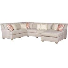 Savannah LAF Corner Sofa, Savannah Armless Loveseat, Savannah RAF One Arm Chaise