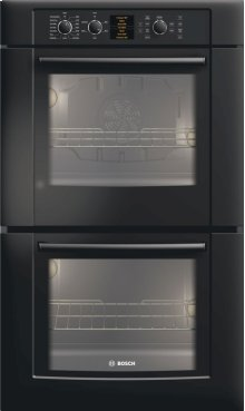 """30"""" Double Wall Oven 500 Series - Black HBL5660UC"""