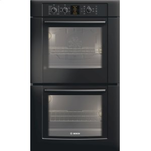 "BOSCH30"" Double Wall Oven 500 Series - Black HBL5660UC"