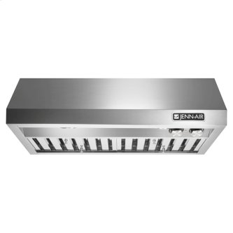"30"" Pro-Style(TM) Low Profile Under Cabinet Hood, Pro Style Stainless"