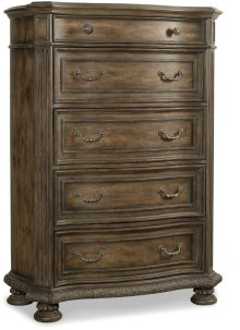 Rhapsody Five Drawer Chest