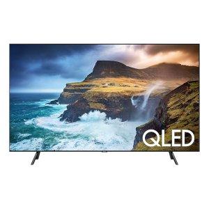 "Samsung Electronics55"" Class Q70r Qled Smart 4k Uhd Tv (2019)"