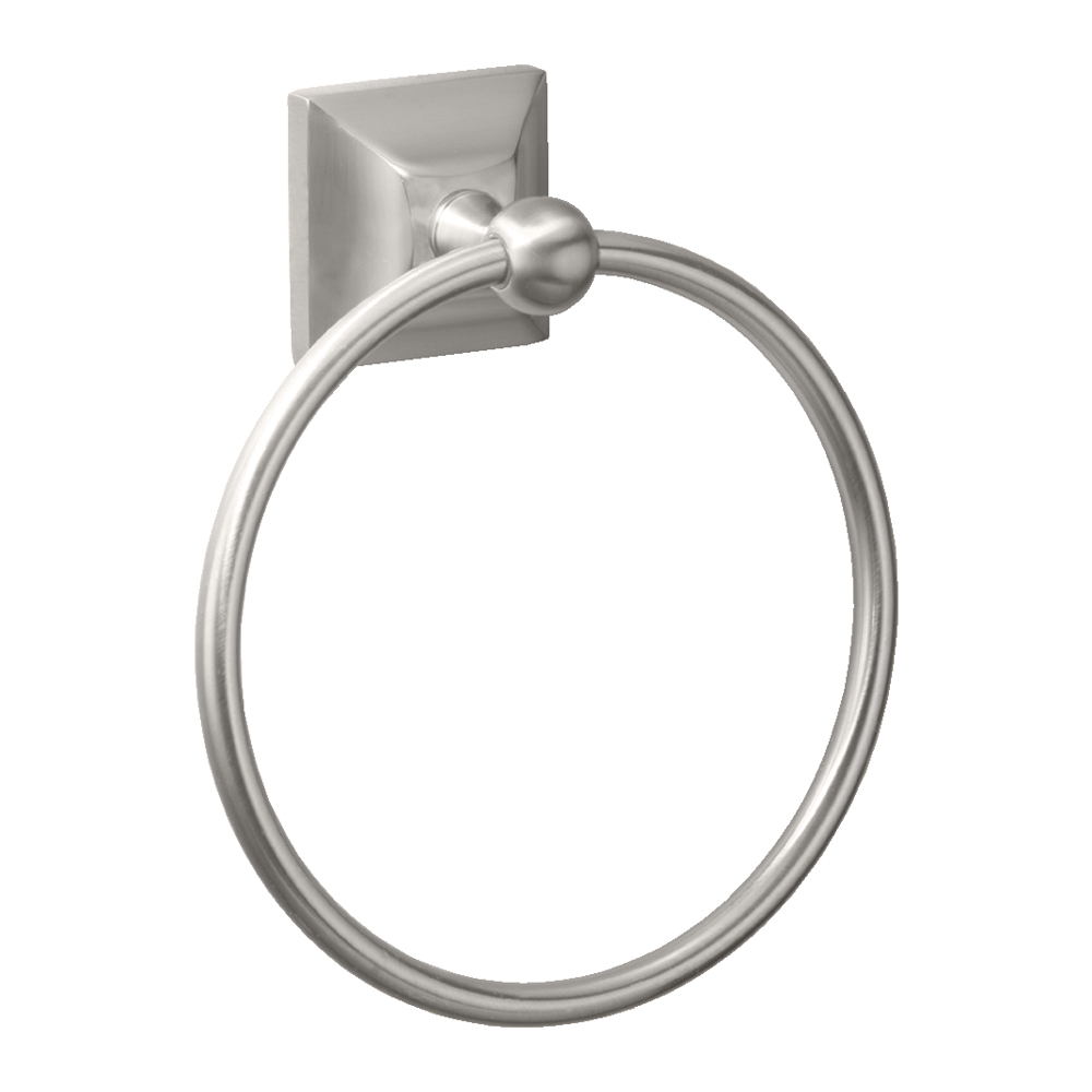Satin Nickel Standard Ring