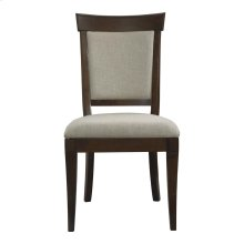 Modern Heritage Upholstered Back Side Chair