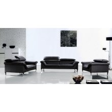 Divani Casa Elite - Modern Leather Sofa Set